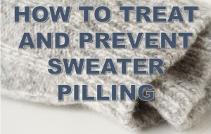 How to treat and prevent sweater pilling- Green Care Cleaners- Dry Cleaning Littleton CO