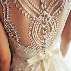 protect beads and sequins when cleaning wedding dress by using organic cleaning in littleton colorado