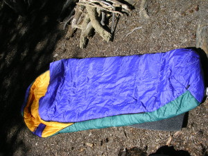 Get a longer life from your sleeping bag by bringing it to Green Care Cleaners