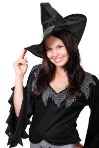 Halloween costume care from green care cleaners organic wet cleaning.